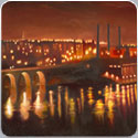 Electric Night - Stone Arch Bridge